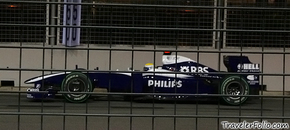 Williams-FW31-f1-car