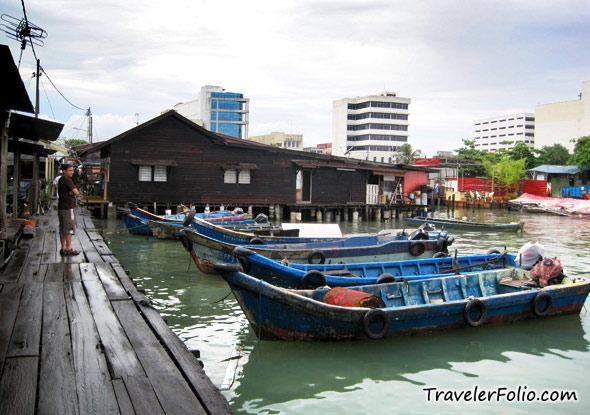 malaysia-jetty-scenery