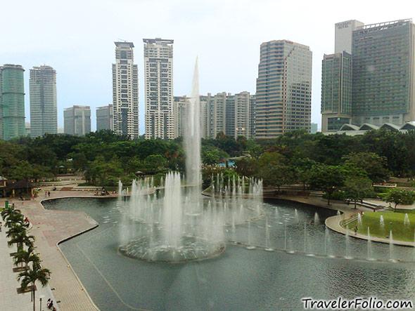 KLCC-fountain