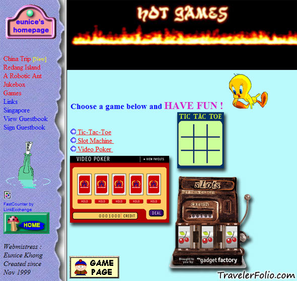 geocities-games