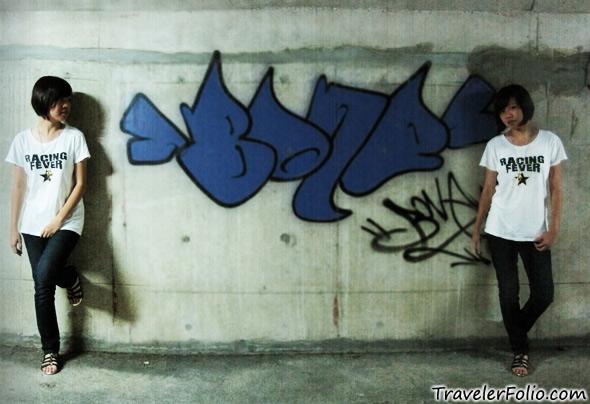 graffiti-model