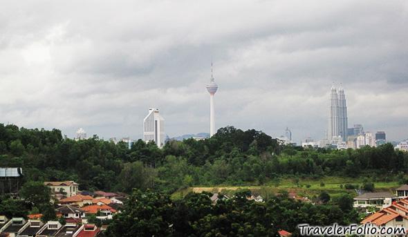 kl-city-aerial