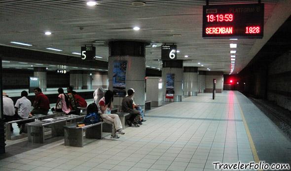 ktm-train-platform