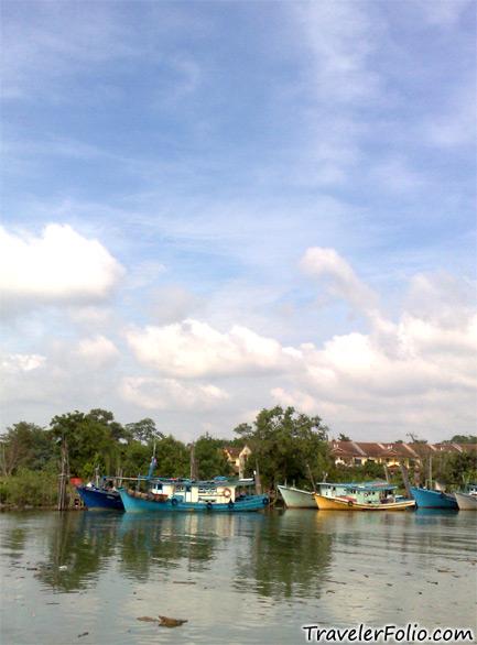 mersing-blue-sky