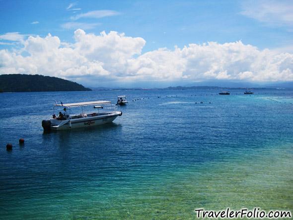 turquoise-blue-sea