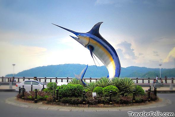marlin-roundabout-kota-kinabalu
