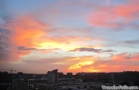 sunset-kota-kinabalu