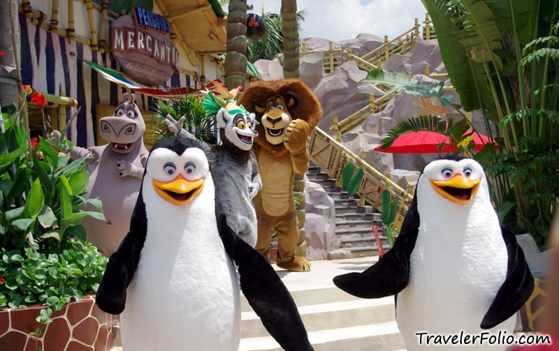 Singapore Universal Studios - Resorts World Sentosa ...