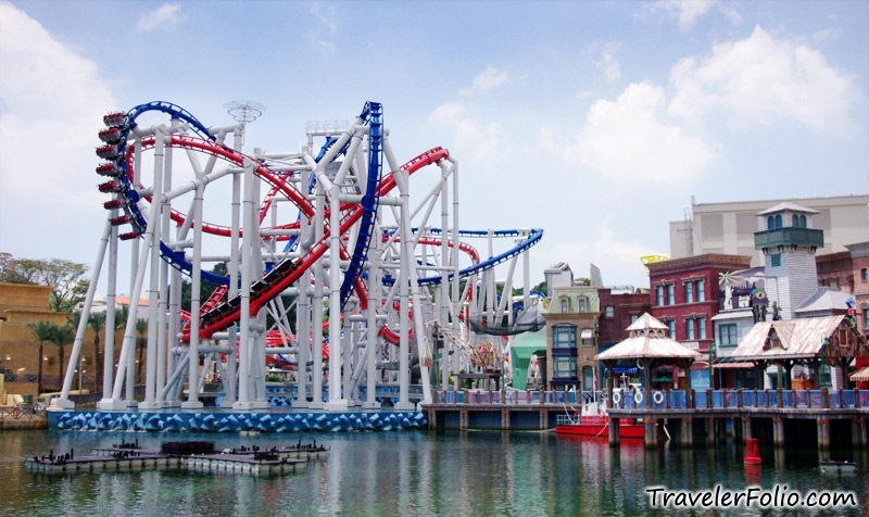 Universal Studios Singapore |reviews, photos |theme park