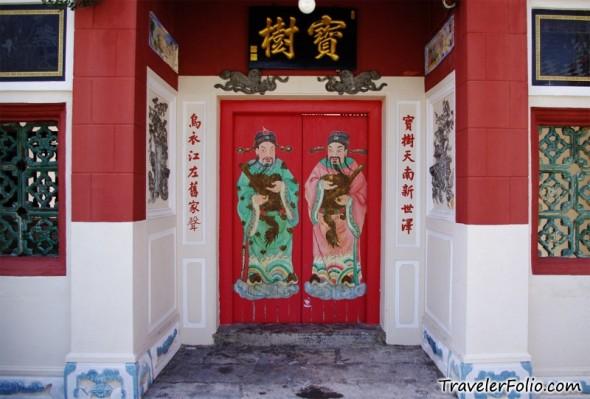 Cheah Kongsi George Town Penang Unesco World Heritage