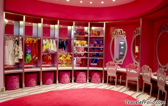 Dress Up Rooms Games Online