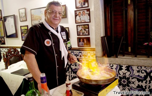 Antonio Portuguese Cuisine Where To Eat In Macau Review