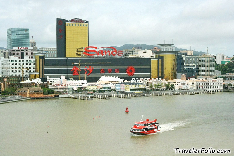 Sands Hotel Macau