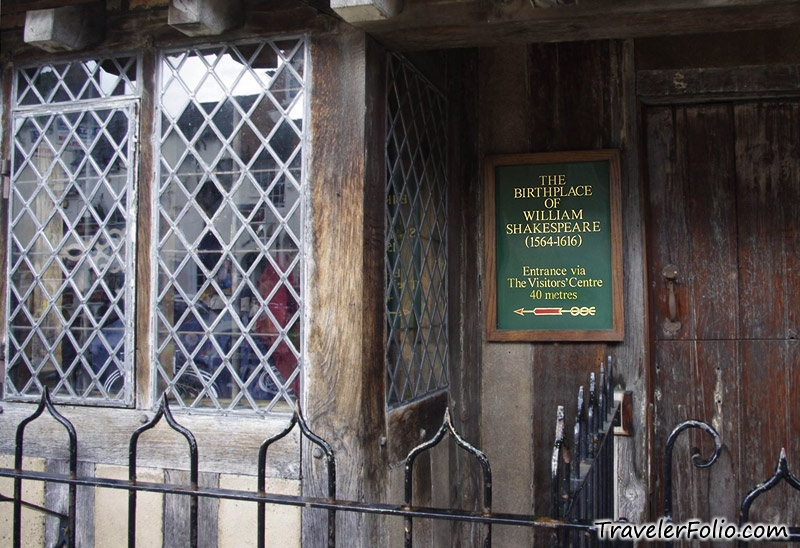 Stratford Upon Avon Shakespeare S Birthplace Uk Trip Tour