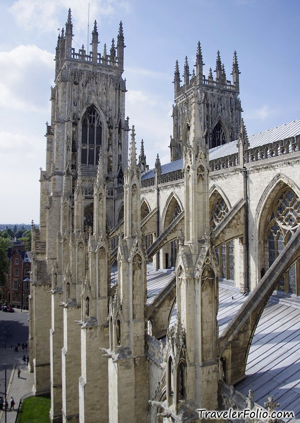 york england minster gothic cathedral spires architecture buildings cathedrals church travelerfolio building facade ancient tower its tour