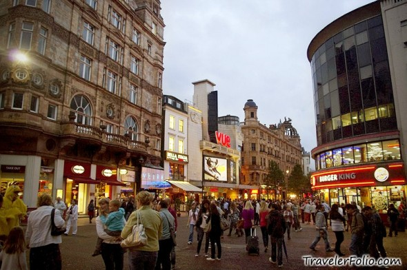 Restaurants In Leicester City Centre