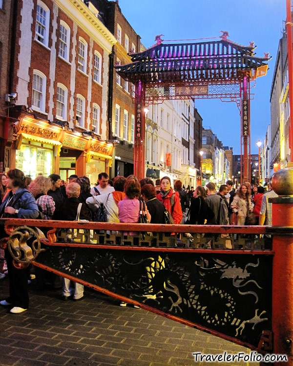 Chinatown London Best Food