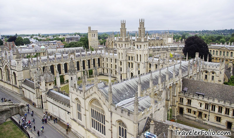 Oxford University Topdeck British Isle Trip Topdeck