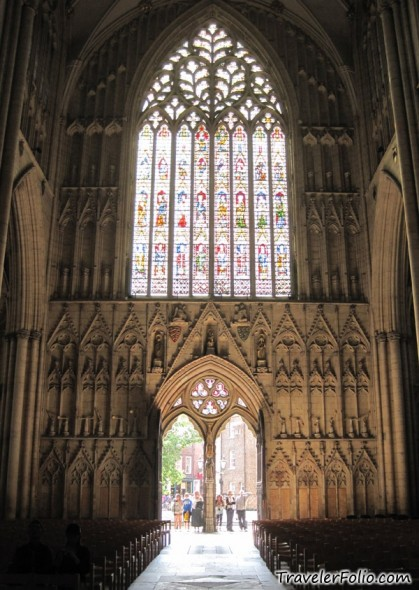 York minster cathedral york england sta topdeck tour for West window york minster