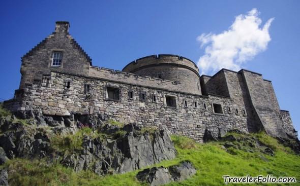 Edinburgh Castle Scottish Ceilidh Dinner Visit Scotland