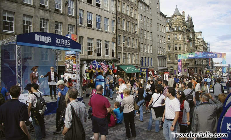 Edinburgh Festival Fringe 2010 Photos Of The Fringe Uk