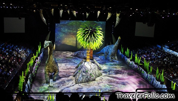 Walking With Dinosaurs Singapore 2019 The Live