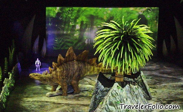 Walking with Dinosaurs Singapore  review, photos, vids ... Dinosaurs T Rex