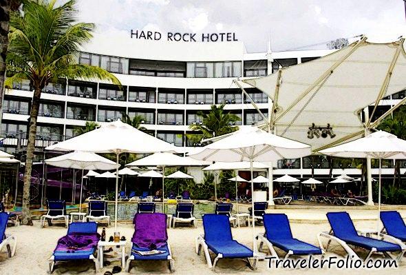 Hardrock Hotel Deluxe Rooms