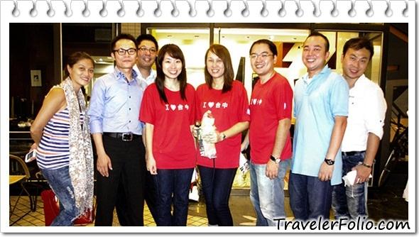 A meeting with Mayor Hu @ Taichung 台中 - Travel Blog Singapore