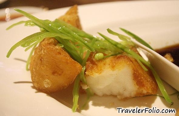 Itc maurya new delhi itc hotels eco friendly luxury for Cod fish in chinese