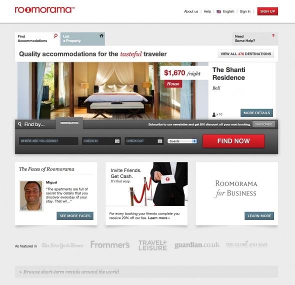 roomorama reviews