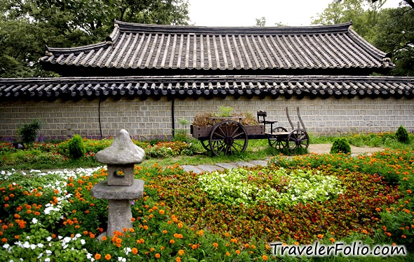 Korean Landscape Garden : Sights jeollabuk do south korea singapore travel lifestyle