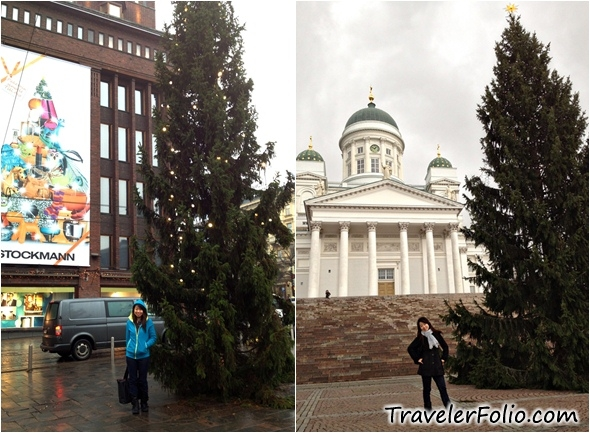Christmas In Santaland Finland Travel Blog Singapore