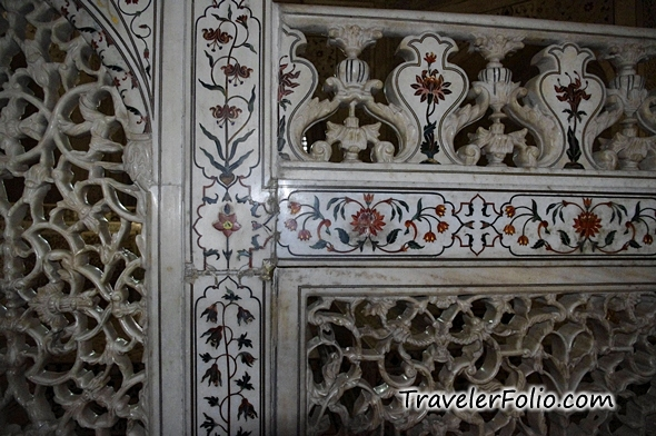 The Taj Mahal Amp Agra Fort Travel Blog Singapore