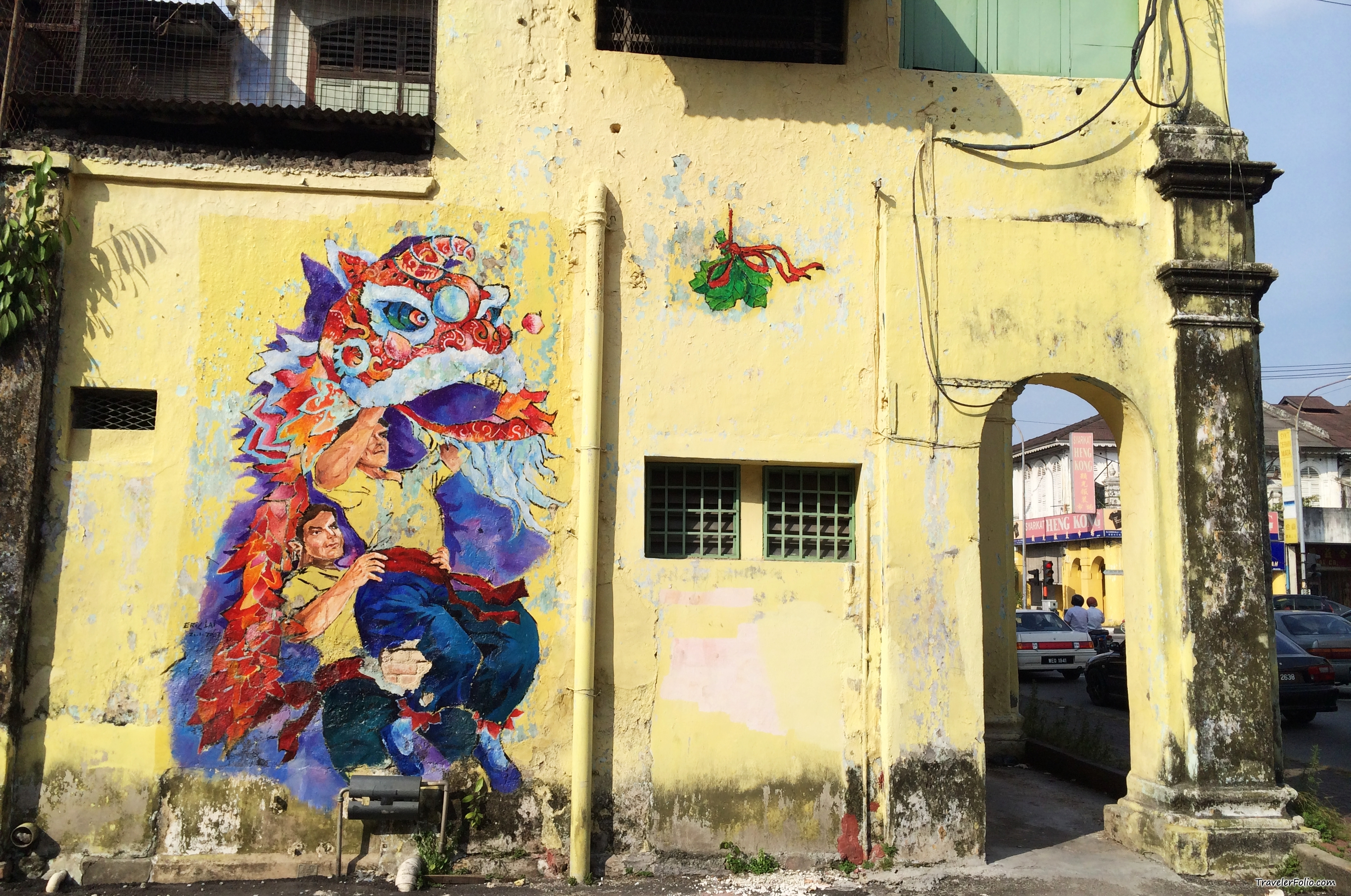 Ipoh Street Art, Wall Paintings, Murals | Malaysia @ Singapore ...