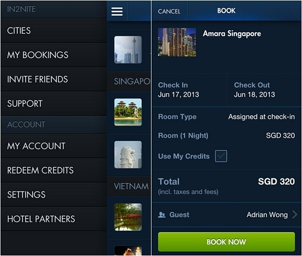 Sell Hotel Booking