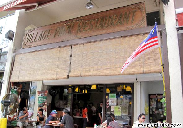 Kl village park restaurant nasi lemak travelerfolio - Vietnam airlines kuala lumpur office ...