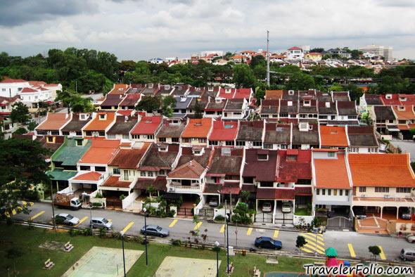 Malaysia kl terrace house travelerfolio travel - Vietnam airlines kuala lumpur office ...