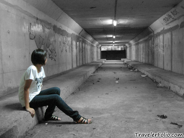 Underpass Photo Travelerfolio Travel Amp Lifestyle Blog