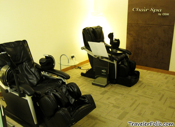 Osim Massage Chair Travelerfolio Travel Blog Singapore