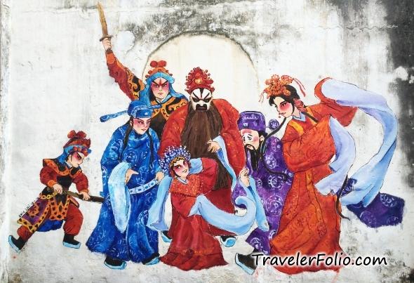 chinese-opera-street-art-ipoh-malaysia