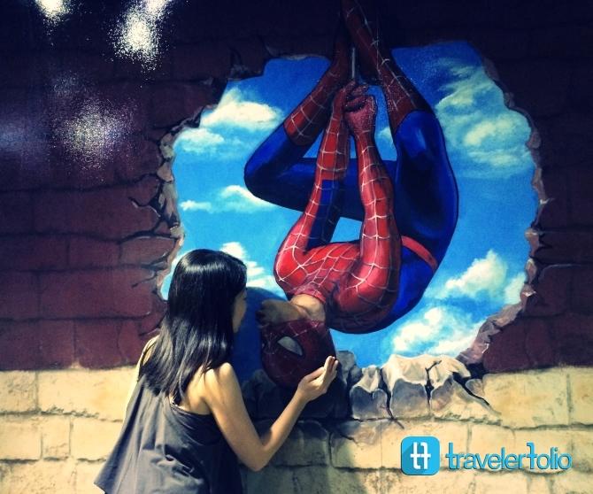 alive-museum-3d-spiderman