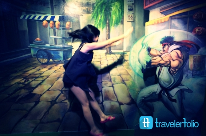 street-fighter-alive-museum