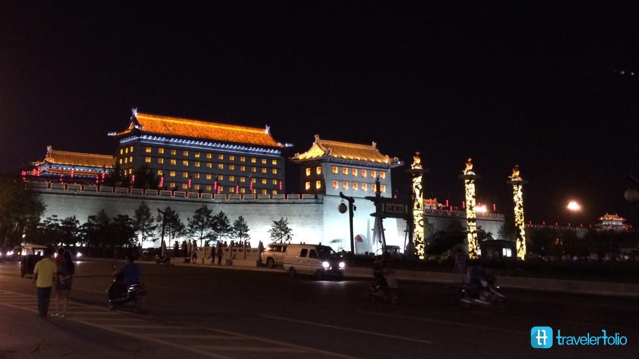 city-wall-xian