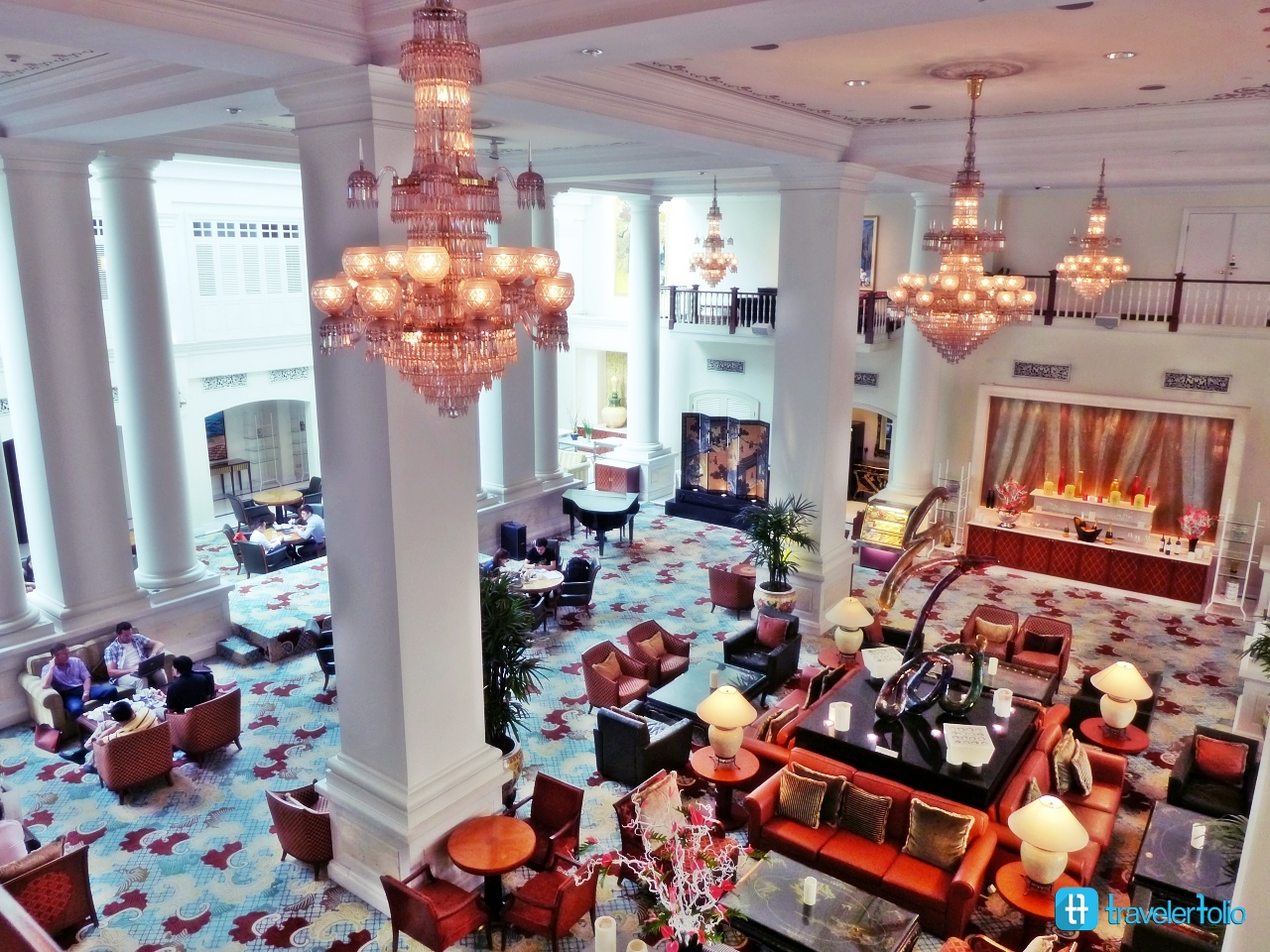 intercontinental-lounge-singapore-bugis