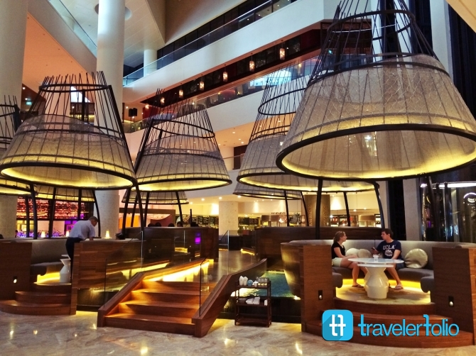 Pan Pacific Singapore Staycation Singapore Travel