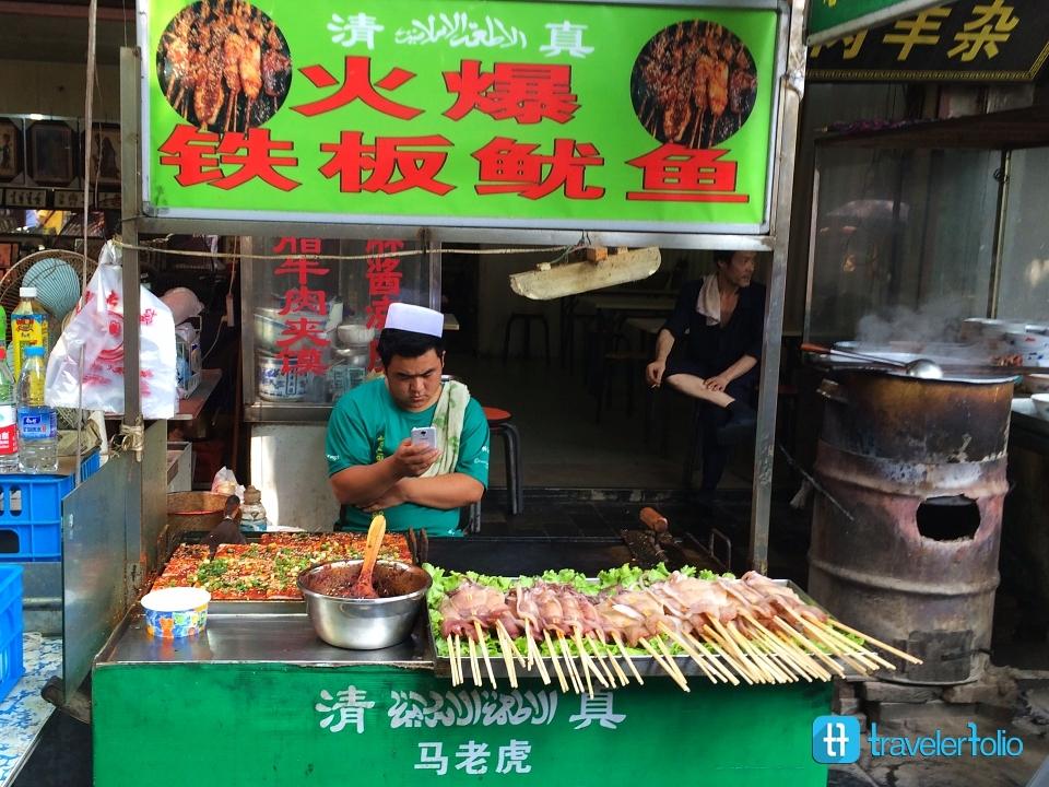 bbq-cuttlefish-muslim-street-xian