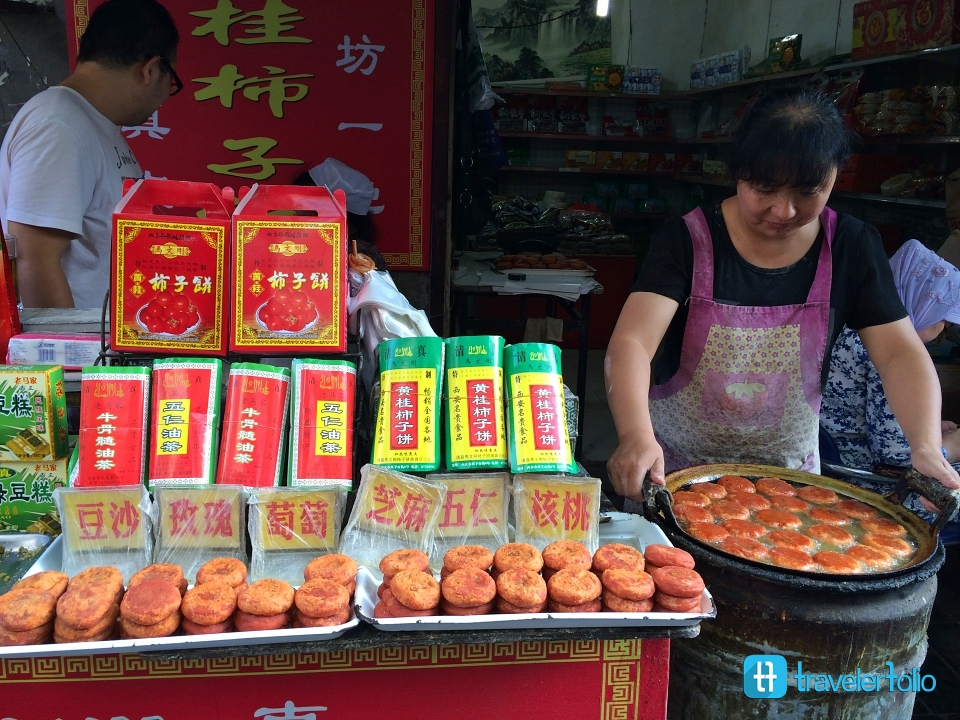 fried-persimmon-muslim-quarter-xian