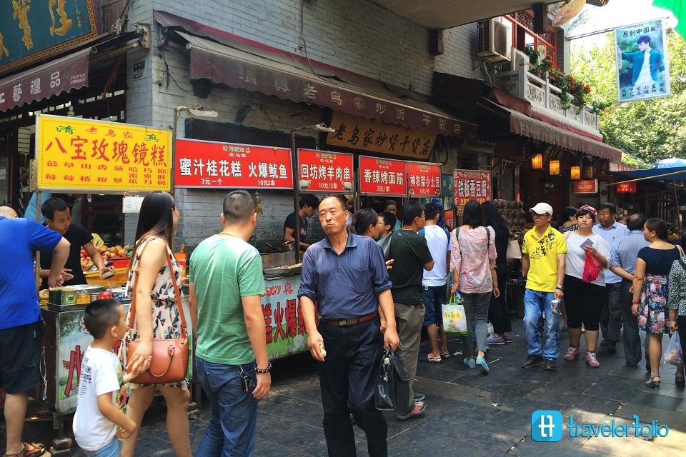 muslim-street-xian