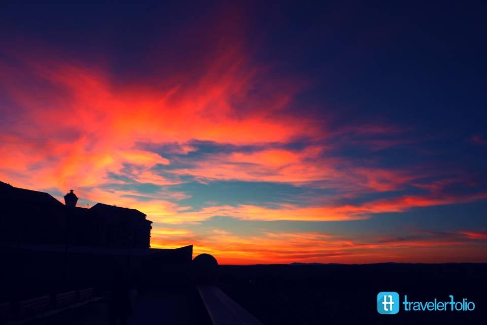 sunset-toledo